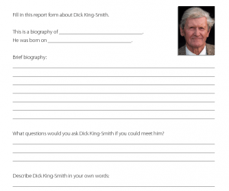 Biography - Dick King Smith