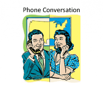 Telephone Phrases