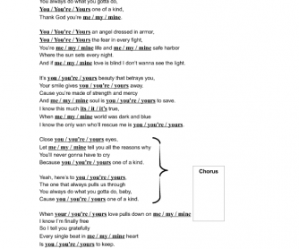 Song Worksheet: Close Your Eyes by Michael Bublé