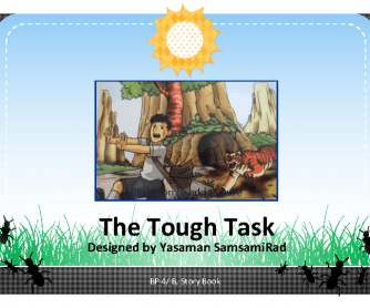 The Tough Task/ Dolphin Readers, Level 4