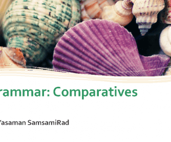 Grammar: Comparatives