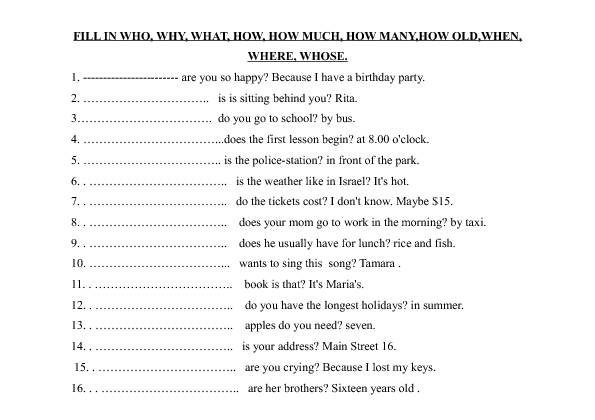 Weirdmailus  Marvellous Questions Words Worksheet With Goodlooking Writing Practice Worksheets For First Grade Besides Tracing Worksheet For Preschool Furthermore Lent Worksheets For Kids With Enchanting Life Cycle Frog Worksheet Also Kindergarten Addition And Subtraction Worksheets Free In Addition Aw Sound Worksheets And Days Of Week Worksheets As Well As Free Printable Times Tables Worksheets  Additionally Ramadan Worksheets From Busyteacherorg With Weirdmailus  Goodlooking Questions Words Worksheet With Enchanting Writing Practice Worksheets For First Grade Besides Tracing Worksheet For Preschool Furthermore Lent Worksheets For Kids And Marvellous Life Cycle Frog Worksheet Also Kindergarten Addition And Subtraction Worksheets Free In Addition Aw Sound Worksheets From Busyteacherorg