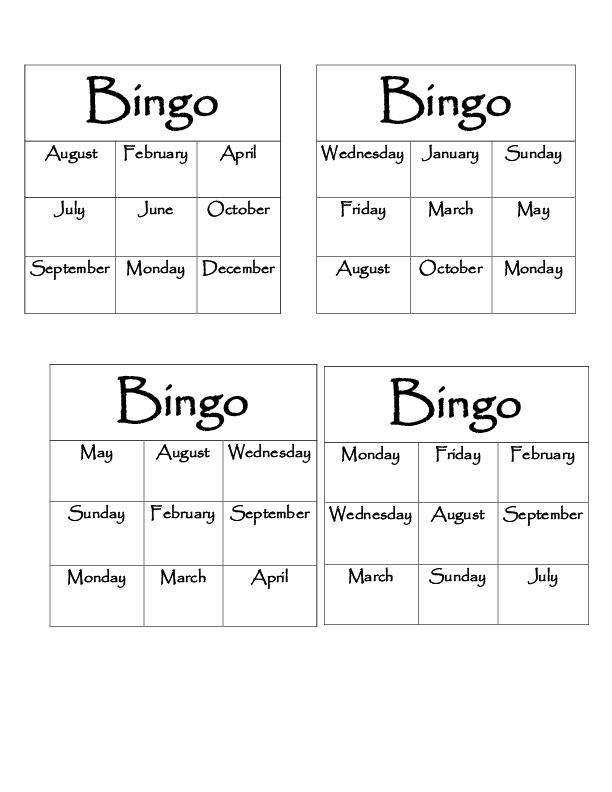 Days Of The Week And Months Of The Year Worksheets Vintagegrn – Months of the Year Worksheets for Kindergarten