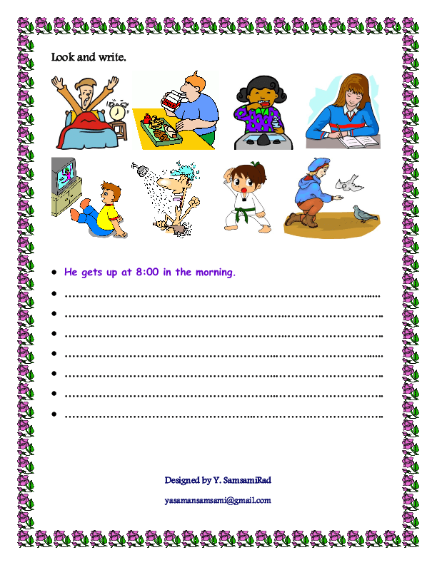 simple writing prompts This page contains creative journal writing prompts for students super teacher worksheets also has thousands of writing worksheets and printable activities  imagine you had a hundred dollars, but you couldn't keep it.