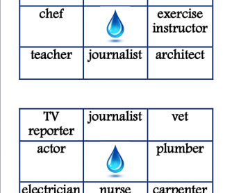 Jobs, Bingo
