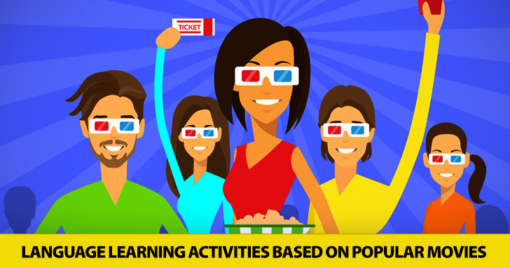 Now Playing: How to Develop Language Learning Activities Based on Popular Movies