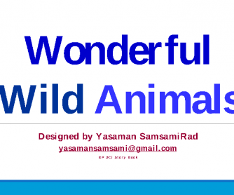 Wonderful Wild Animals, Dolphin Readers, Level 3