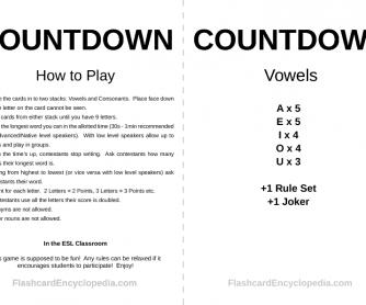 Classroom Countdown