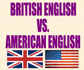 British English vs. American English (PPT)