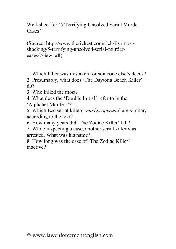 middle school english worksheets Termolak – Theme Worksheets Middle School