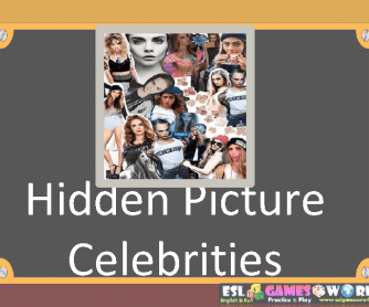 Famous People Guessing Game