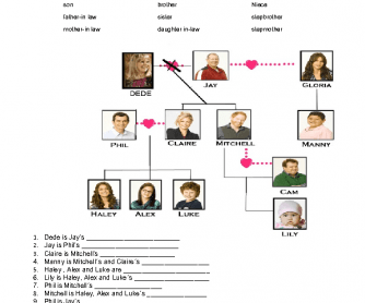 Modern Family - Stay Connected