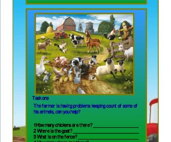 Fun on the Farm