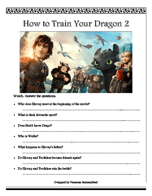 Worksheet how to train your dragon 2 movie worksheet how to train your dragon 2 ccuart Choice Image