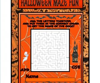 Halloween Fun Quiz