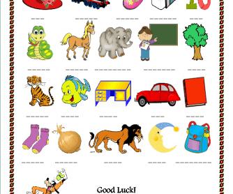 191 FREE Alphabet Worksheets