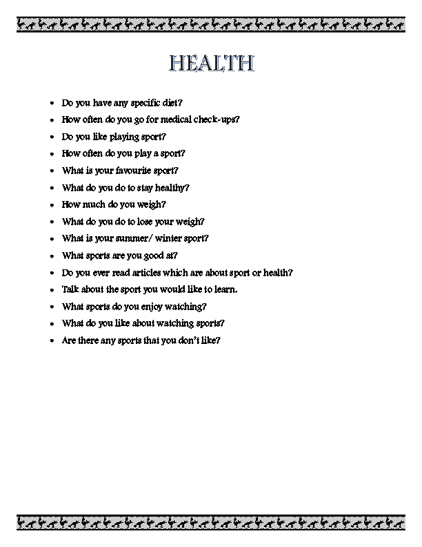 208 FREE Printable Health Activities | Health Worksheets ...