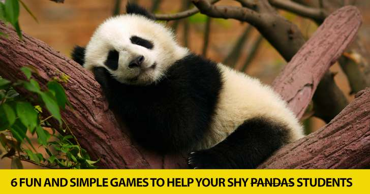 6 Fun and Simple Games to Help Your Shy Students