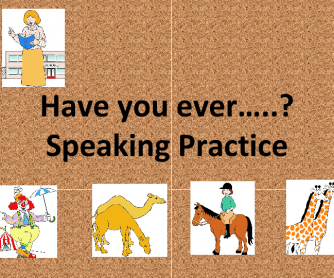 Present Perfect in Questions