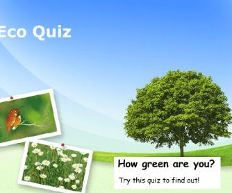 Eco-quiz