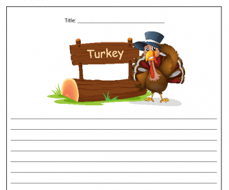 Creative Writing - Thanksgiving Story (1)