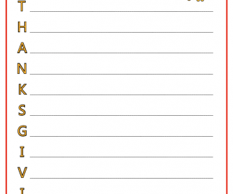 acrostic poem thanksgiving