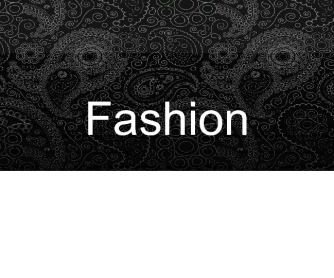 Fashion Flashcards