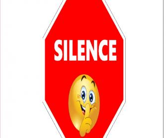 Flashcard: Silence