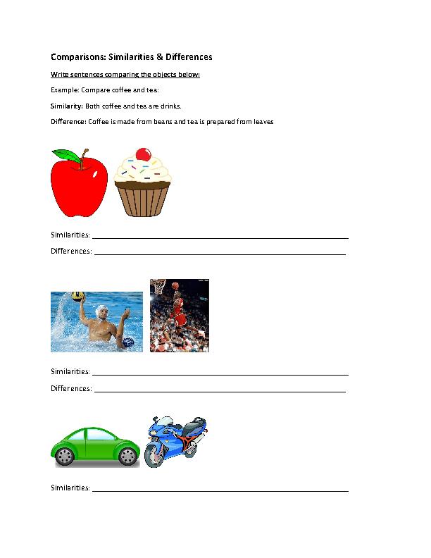 degrees of comparison worksheets pdf