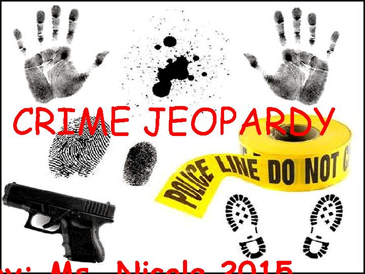 crime jeopardy
