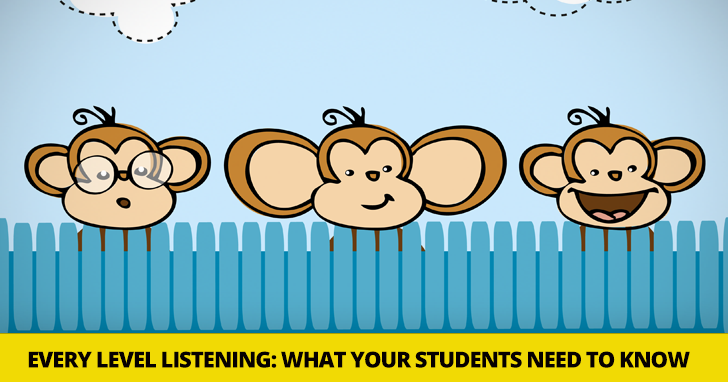 Every Level Listening: What Your Students Need to Know and How to Practice It
