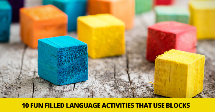 Stack 'em Up! 10 Fun Filled Language Activities That Use Blocks
