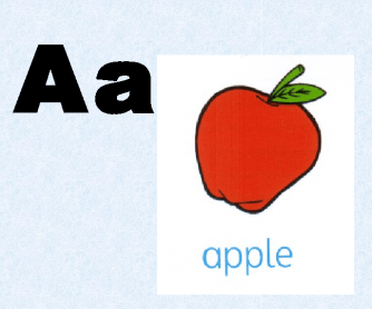 English Alphabet - Lesson 1