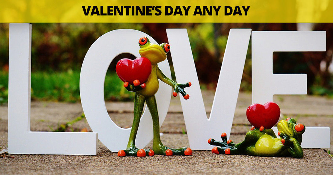 V: Valentine's Day Any Day [Teacher Tips from A to Z]