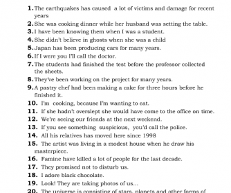 85 FREE Correcting Mistakes Worksheets