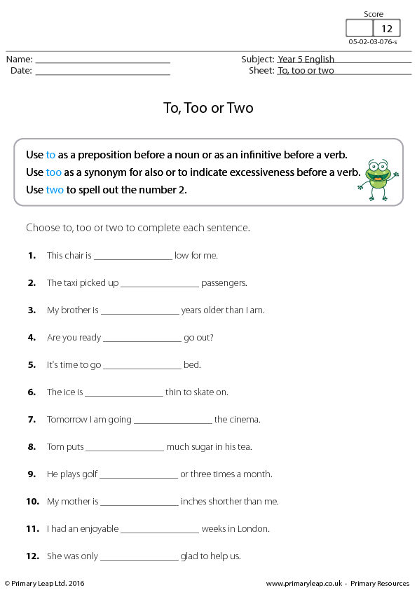 prepositions and conjunctions worksheets pdf