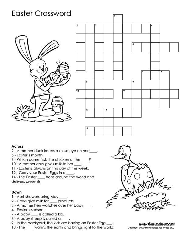Free Easter Worksheets : Free holidays and celebrations worksheets