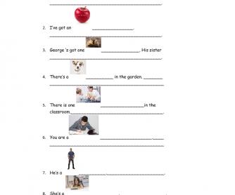 159 FREE Singular/Plural Nouns Worksheets