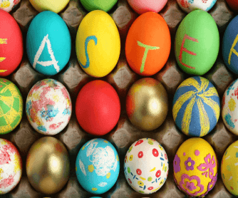 Easter Speaking