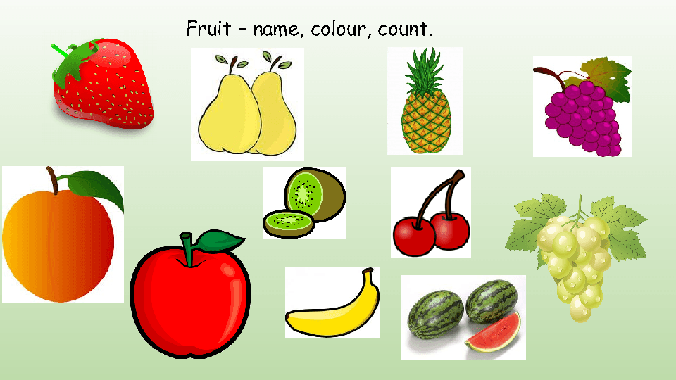 fruit name: