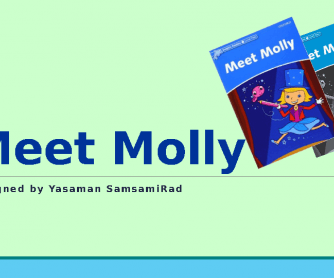 Meet Molly - Story Book