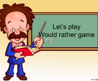 Would Rather Game