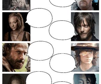 Walking Dead Dialogues