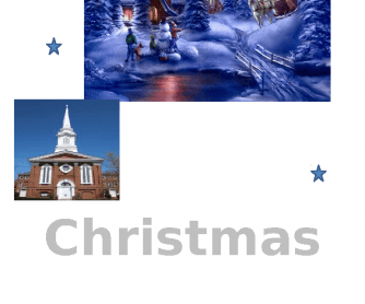 Christmas Lesson Booklet