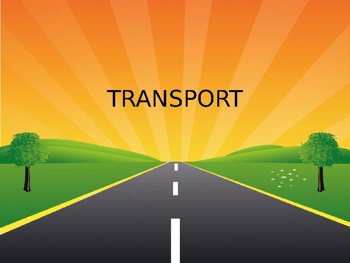 Slideshop powerpoint 4 transportation modes a powerpoint.