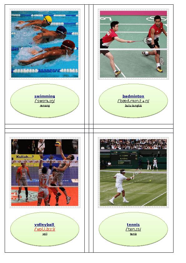 Sports Flashcards 21