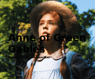 Anne of Green Gables/ Chapter 2