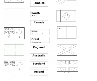COUNTRIES AND NATIONALITIES 1 WS | My English | Pinterest ...