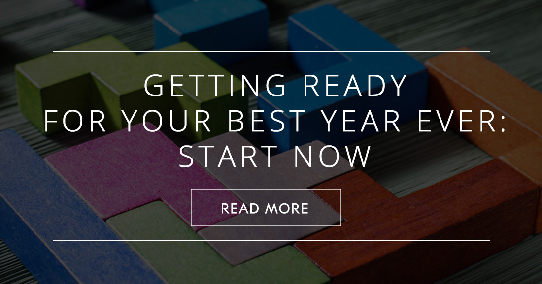 Getting Ready for Your Best Year Ever: Start Now to Make a Difference Once School Starts