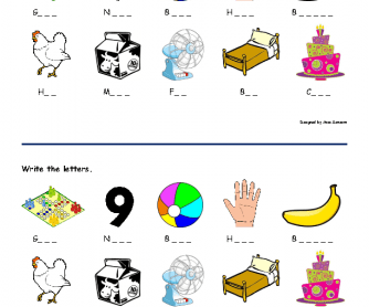 191 FREE Alphabet Worksheets